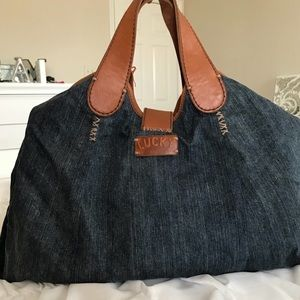 2 Lucky Brand Handbags